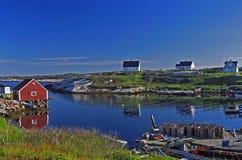 όρμος που αλιεύει το χωρ Στοκ Φωτογραφίες