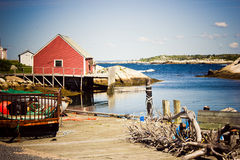 Όρμος ψαρά Στοκ εικόνες με δικαίωμα ελεύθερης χρήσης
