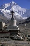 Όρος Έβερεστ από την πλευρά Tibetian Στοκ φωτογραφίες με δικαίωμα ελεύθερης χρήσης