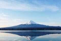 Όρος Φούτζι Στοκ Φωτογραφία