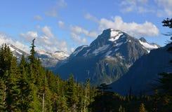Όρος Fougner κοντά σε Μ. Gurr Lake, κοιλάδα της Bella Coola, Π.Χ., Καναδάς στοκ φωτογραφία με δικαίωμα ελεύθερης χρήσης