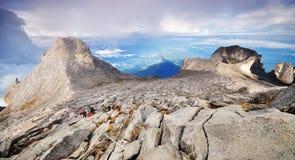 Όρος Kinabalu, Sabah Μπόρνεο Στοκ Εικόνα