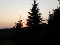 Όταν η αυγή σπάζει στοκ εικόνες
