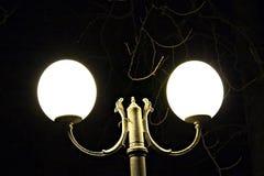 Όταν η νύχτα έρχεται Στοκ εικόνες με δικαίωμα ελεύθερης χρήσης