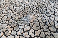 Όταν η παγκόσμια έλλειψη νερού μας Στοκ Φωτογραφίες