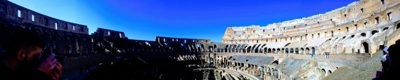 Όταν στη Ρώμη Στοκ εικόνα με δικαίωμα ελεύθερης χρήσης