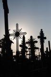 λόφος σταυρών Στοκ Φωτογραφία