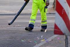 όχημα αποκομιδής απορριμμ Στοκ φωτογραφίες με δικαίωμα ελεύθερης χρήσης