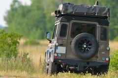 Όχημα αποστολής Στοκ Εικόνες