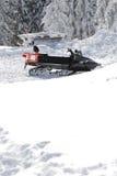 όχημα για το χιόνι χιονιού Στοκ Εικόνες