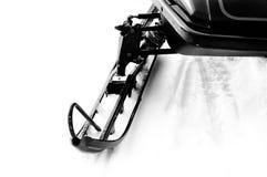 όχημα για το χιόνι Στοκ εικόνες με δικαίωμα ελεύθερης χρήσης