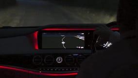 Όχημα κίνησης αυτοκινήτων της Mercedes Daimler φιλμ μικρού μήκους