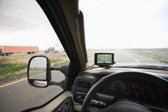όχημα ταμπλό Στοκ εικόνες με δικαίωμα ελεύθερης χρήσης