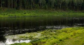 Όχθεις του ποταμού Στοκ φωτογραφίες με δικαίωμα ελεύθερης χρήσης