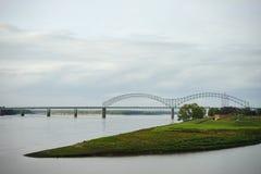 Όχθη ποταμού της Μέμφιδας Στοκ Εικόνες