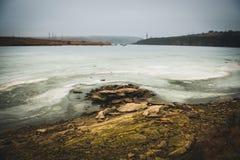 Όχθη ποταμού Στοκ εικόνες με δικαίωμα ελεύθερης χρήσης