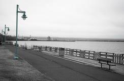 Όχθη της λίμνης Στοκ φωτογραφίες με δικαίωμα ελεύθερης χρήσης