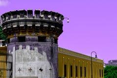 Όχι ένας άλλος πορφυρός ουρανός Στοκ φωτογραφία με δικαίωμα ελεύθερης χρήσης