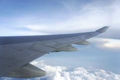 όψη αεροπλάνων αεριωθούμενων αεροπλάνων Στοκ Εικόνα