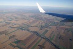 όψη αεροπλάνων Στοκ Φωτογραφία