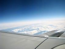 όψη αεροπλάνων Στοκ Εικόνα