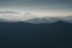 Όψη από τα βουνά Στοκ φωτογραφίες με δικαίωμα ελεύθερης χρήσης