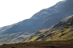 Όψη από τα βουνά Στοκ Εικόνες