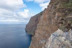 Όψη από τον απότομο βράχο Στοκ Εικόνες