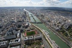 Όψη από τον πύργο του Άιφελ Στοκ Εικόνα
