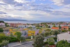 Όψη από το μπαλκόνι Στοκ Εικόνα
