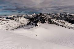 όψη βουνών ορών hochries Στοκ φωτογραφία με δικαίωμα ελεύθερης χρήσης