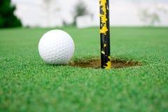 όψη γκολφ 2 σφαιρών Στοκ εικόνες με δικαίωμα ελεύθερης χρήσης