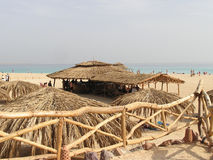 όψη Ερυθρών Θαλασσών της Αιγύπτου παραλιών της Αφρικής Στοκ Εικόνα