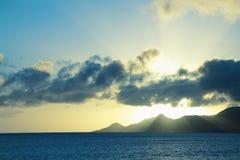 όψη ηλιοβασιλέματος Στοκ εικόνα με δικαίωμα ελεύθερης χρήσης
