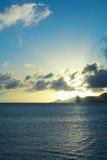 όψη ηλιοβασιλέματος Στοκ Φωτογραφία