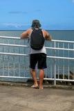 όψη θάλασσας Στοκ Εικόνες