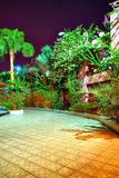 όψη θερέτρου νύχτας της Αι&gam στοκ φωτογραφίες