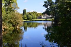 Όψη λιμνών στοκ εικόνα με δικαίωμα ελεύθερης χρήσης