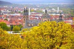 όψη κήπων DOM καθεδρικών ναών Στοκ Φωτογραφία