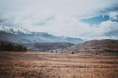 όψη κοιλάδων της Ουκρανίας βουνών της Κριμαίας Στοκ Φωτογραφίες