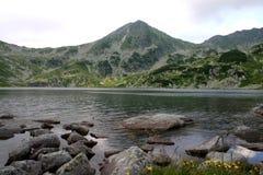 όψη λιμνών bucura Στοκ Εικόνες