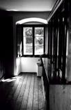Όψη μέσω του παραθύρου Στοκ φωτογραφία με δικαίωμα ελεύθερης χρήσης