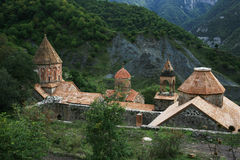 όψη μοναστηριών της Αρμενία&sig Στοκ φωτογραφία με δικαίωμα ελεύθερης χρήσης