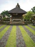 όψη ναών της Ινδονησίας κήπων του Μπαλί Στοκ φωτογραφία με δικαίωμα ελεύθερης χρήσης