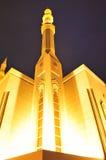 όψη νύχτας μουσουλμανικώ&nu στοκ φωτογραφίες με δικαίωμα ελεύθερης χρήσης