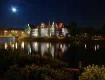 Όψη νύχτας Στοκ Εικόνα