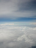 Όψη ουρανού αέρα Στοκ εικόνα με δικαίωμα ελεύθερης χρήσης
