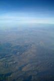 Όψη ουρανού του cloudscape και της γης Στοκ εικόνες με δικαίωμα ελεύθερης χρήσης