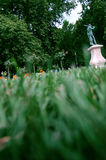 όψη πάρκων Στοκ εικόνα με δικαίωμα ελεύθερης χρήσης