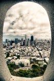Όψη πόλεων του Σαν Φρανσίσκο Στοκ εικόνα με δικαίωμα ελεύθερης χρήσης